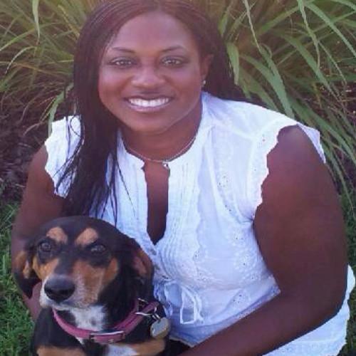 Veterinarian Georgina Ushi Phillips